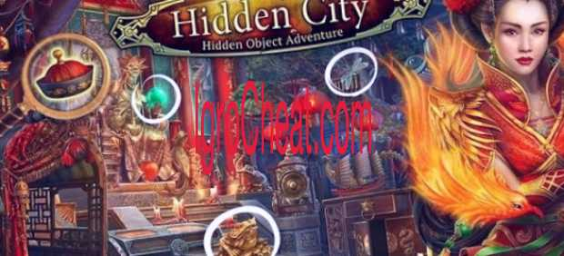 Hidden City: Mystery of Shadows Читы
