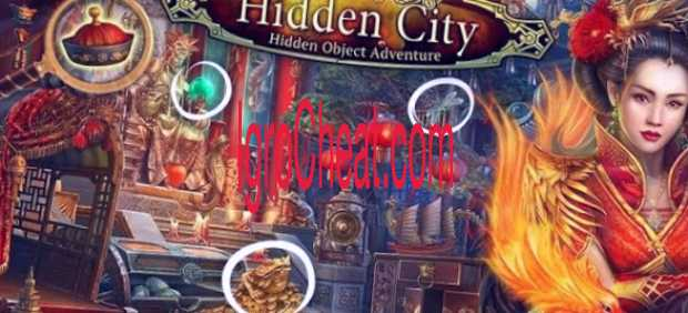 Hidden City: Mystery of Shadows Взлом
