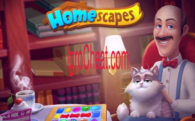 Homescapes Читы