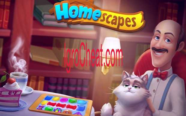 Homescapes Взлом