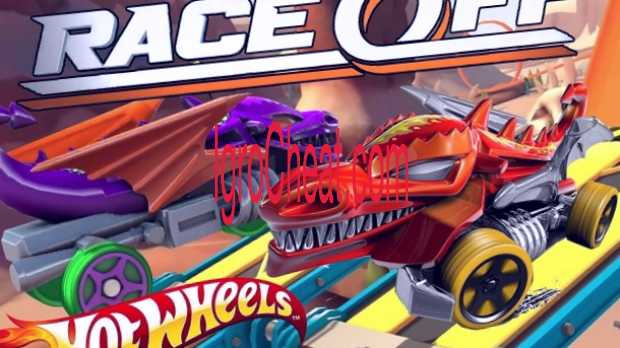 Hot Wheels: Race Off Читы