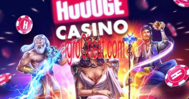 Huuuge Casino Читы