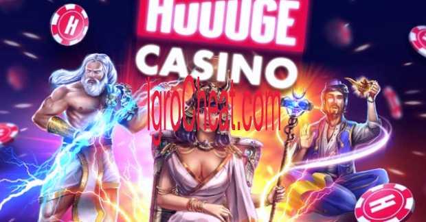 Huuuge Casino Взлом