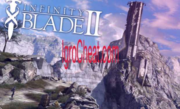 Infinity Blade 2 Взлом