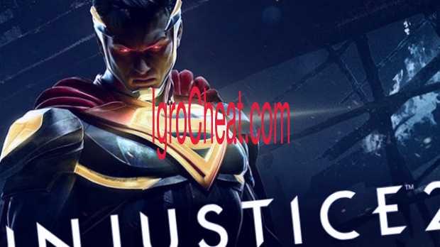 Injustice 2 Читы