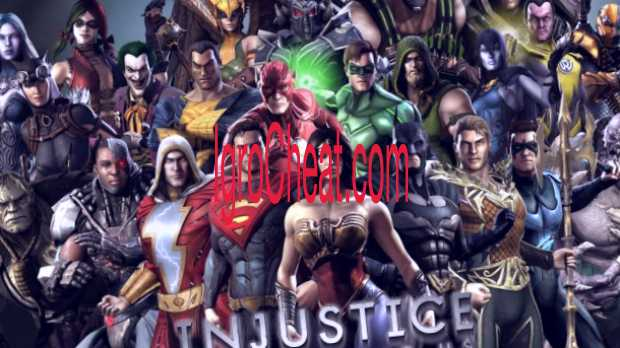 Injustice: Gods Among Us Читы