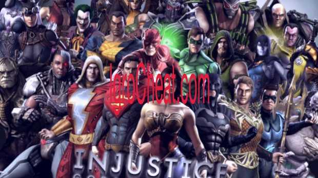 Injustice: Gods Among Us Взлом