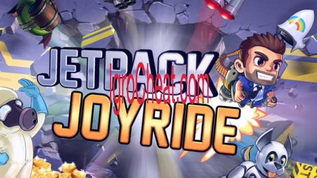 игра jetpack joyride коды на деньги