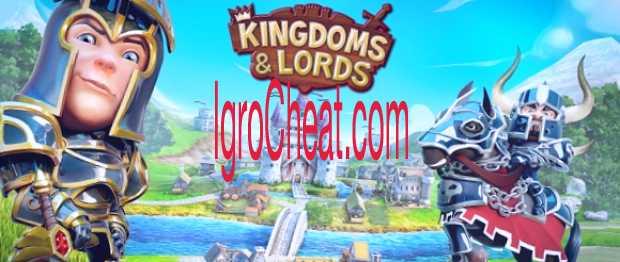 Kingdoms and Lords Взлом