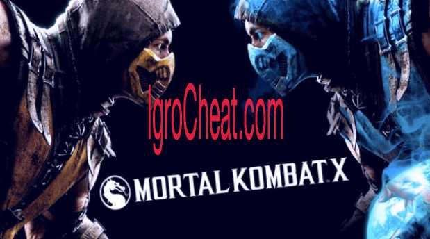 MORTAL KOMBAT X Читы
