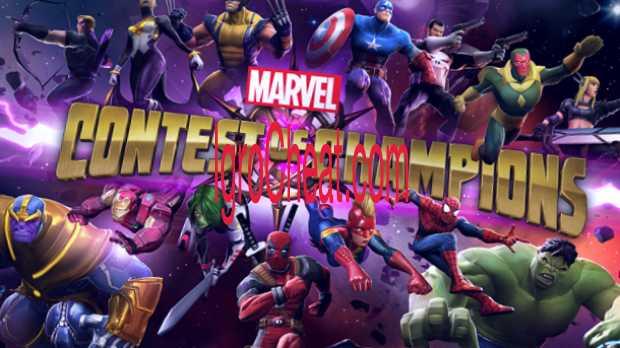 Marvel: Contest of Champions Взлом