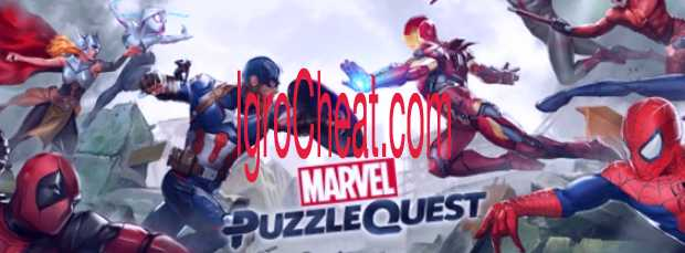 Marvel Puzzle Quest Читы