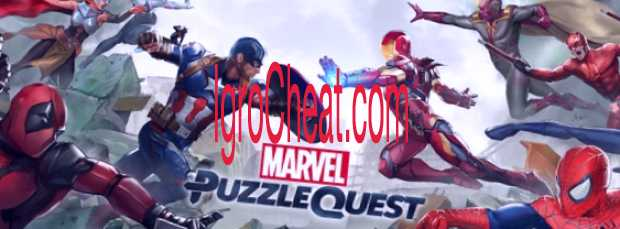 Marvel Puzzle Quest Взлом