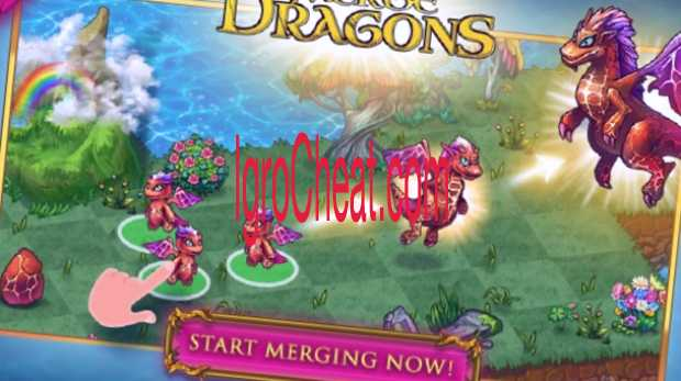 Merge Dragons Взлом