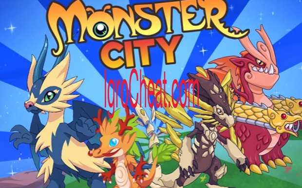 Monster City Читы