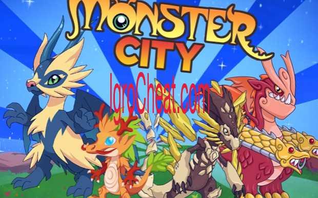 Monster City Взлом