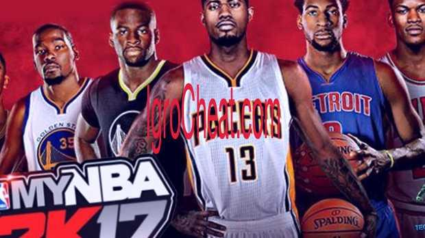 My NBA 2K17 Читы