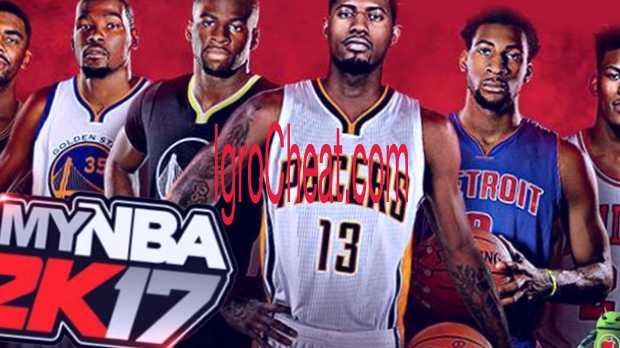 My NBA 2K17 Взлом