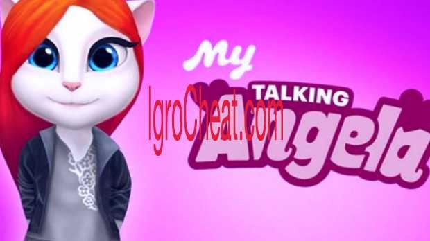 My Talking Angela Взлом