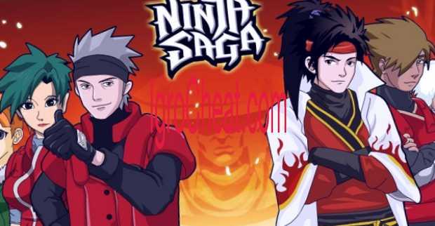 Ninja Saga Читы