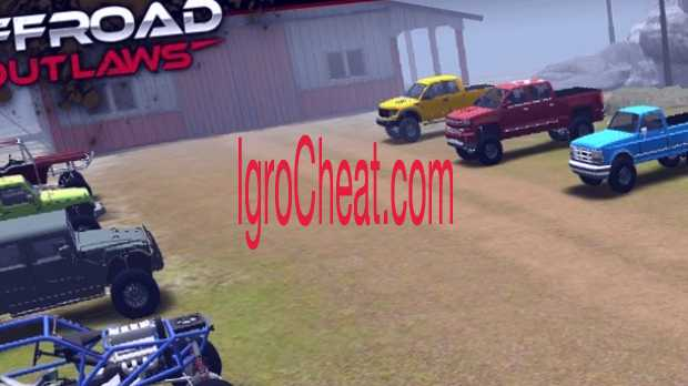 Offroad Outlaws Читы