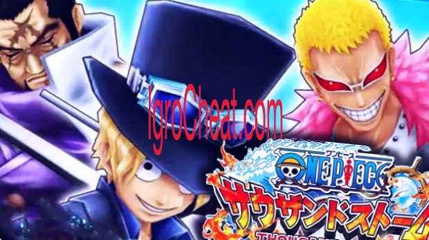 One Piece Thousand Storm Взлом