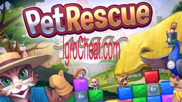 Pet Rescue Saga Читы