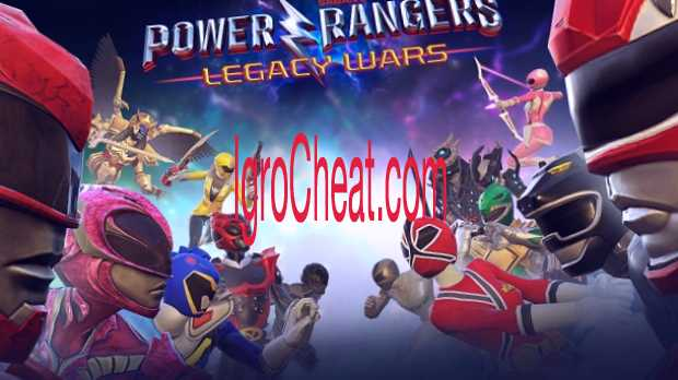 Power Rangers: Legacy Wars Читы
