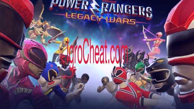 Power Rangers: Legacy Wars Взлом
