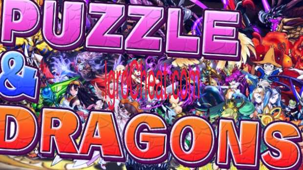 Puzzle and Dragons Взлом