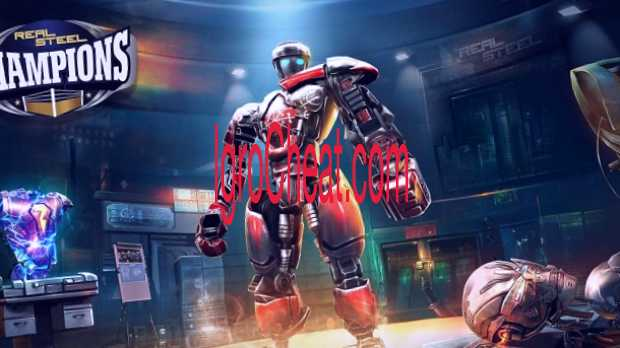 Real Steel Champions Читы