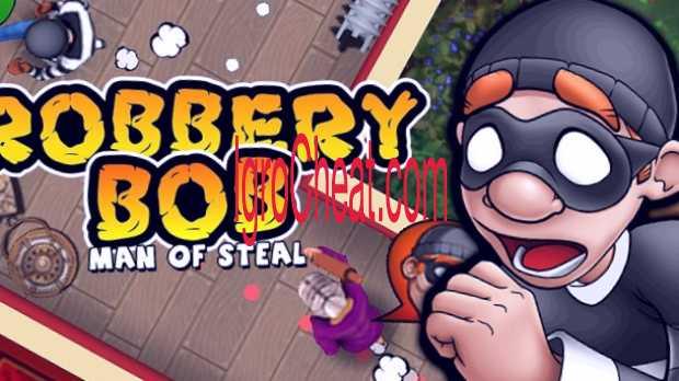 Robbery Bob Взлом