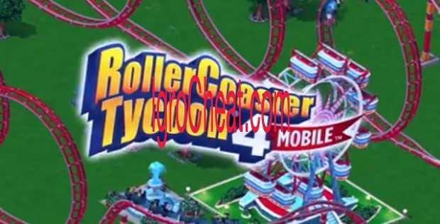 Roller Coaster Tycoon 4 Mobile Взлом