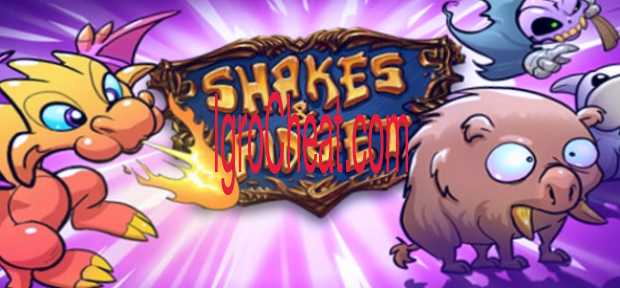 Shakes and Fidget Читы