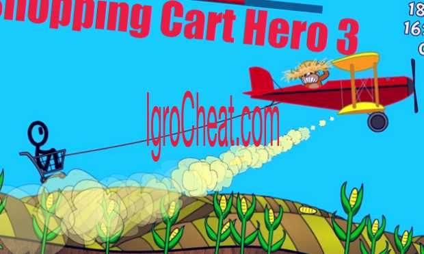 Shopping Cart Hero 3 Взлом