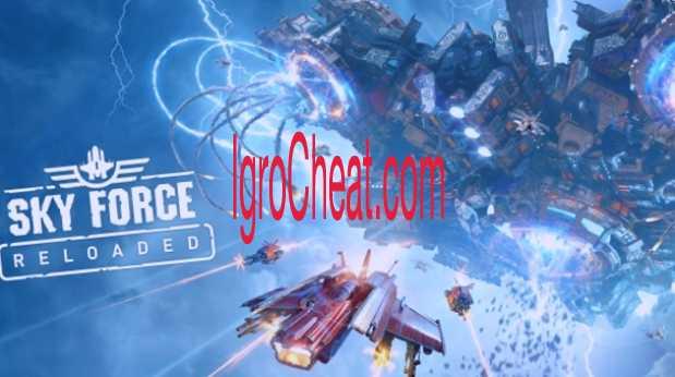 Sky Force Reloaded Читы