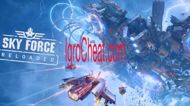 Sky Force Reloaded Взлом