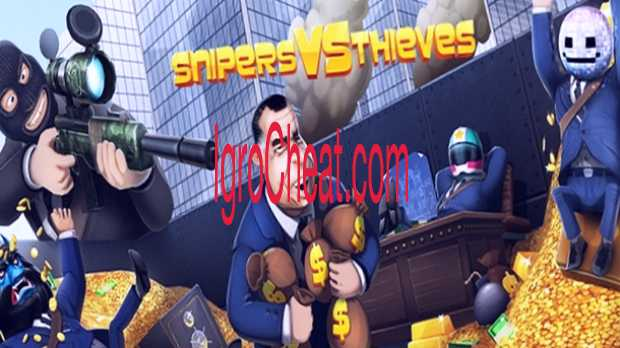 Snipers vs Thieves Читы