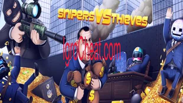 Snipers vs Thieves Взлом