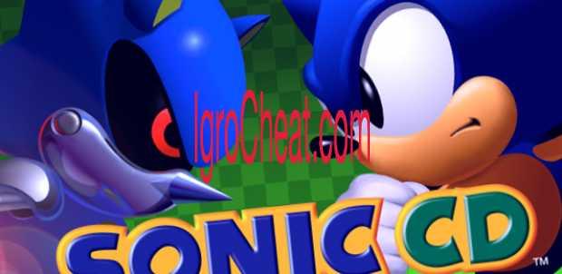 Sonic CD Читы
