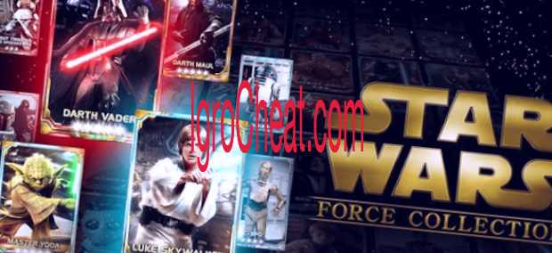 Star Wars Force Collection Взлом