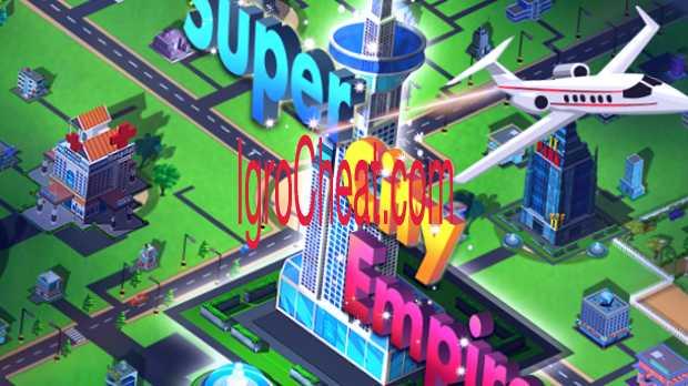 SuperCity Взлом