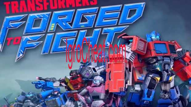 TRANSFORMERS: Forged to Fight Читы
