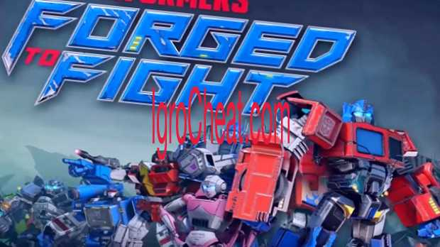 TRANSFORMERS: Forged to Fight Взлом