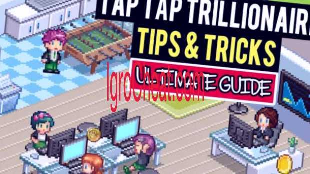Tap Tap Trillionaire Взлом