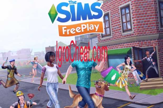 sims freeplay взлом на уровень
