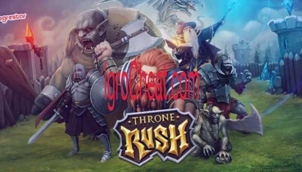 Throne Rush Читы