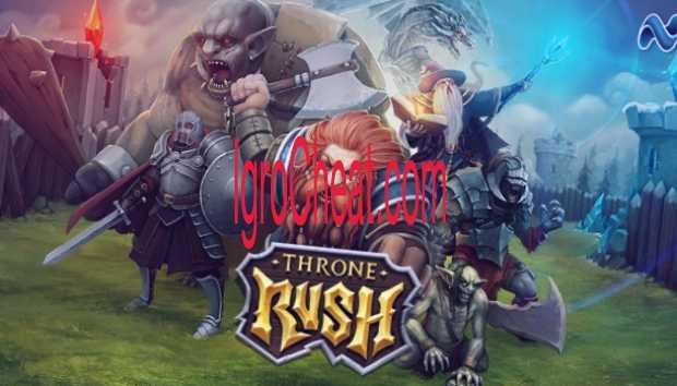Throne Rush Взлом