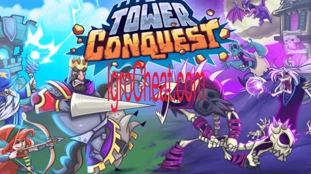 Tower Conquest Читы