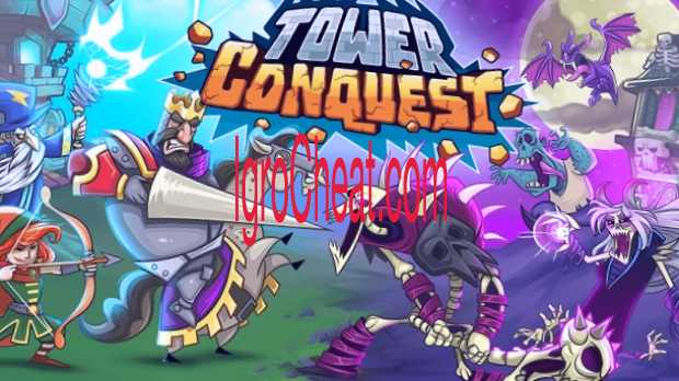 Tower Conquest Взлом